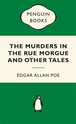 The Murders in the Rue Morgue: Green: Allan Poe Edgar