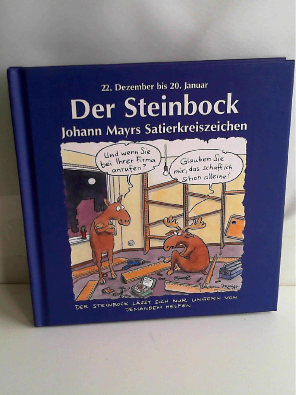 Johann Mayrs Satierkreiszeichen, Der Steinbock: Johann Mayr