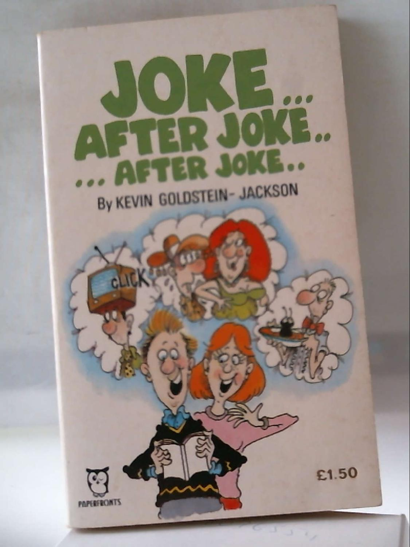 Joke. After Joke.After Joke.After Joke. (Paperfronts S.) Goldstein-Jackson, Kevin - Kevin Goldstein-Jackson