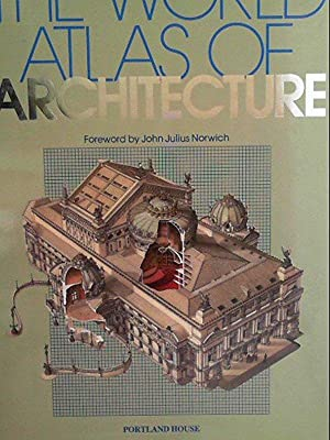 john julius - world atlas architecture - AbeBooks