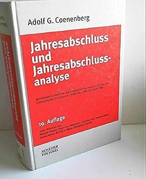 Jahresabschluss und Jahresabschlussanalyse: Betriebswirtschaftliche, handelsrechtliche, steuerrechtliche und: Adolf G Coenenberg