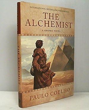 alchemist by paulo coelho abebooks the alchemist a graphic novel paulo coelho