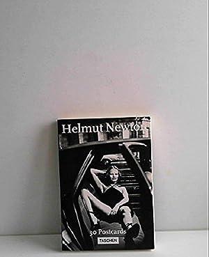 PostcardBook, Helmut Newton (PostcardBooks): Helmut Newton