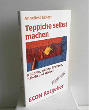 9783612201959 Teppiche Selbst Machen Knüpfen Weben Flechten