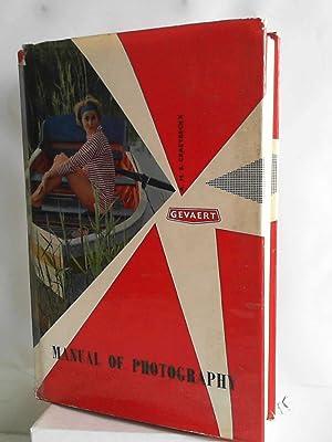Gevaert Manual of Photography: A H S