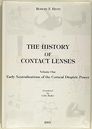 History of Ophthalmology. 11/3a-c: The History of Cantact Lenses. 3 vols.