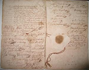 DS - Bedeutende Quellen zum Dreißigjährigen Krieg.: Wallenstein, Albrecht v.
