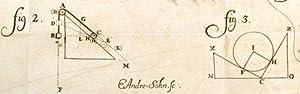 Demonstration geometrica Regulae Apud Staticos receptae de: Leibniz, Gottfried Wilhelm