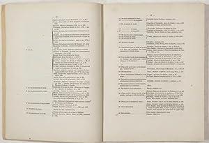 Études chimiques sur le Sang Humain. Thèse.: Le Canu,Louis-René