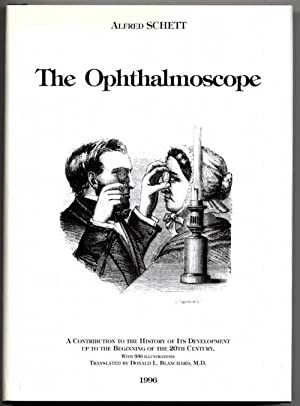The Ophthalmoscope - Der Augenspiegel. Textbook and Atlas. 2 Bde.