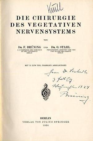Chirurgie - Signed - Antiq. F.-D. Söhn - Medicusbooks.Com - AbeBooks