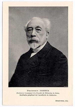 Portrait, Brustbild, Photographie von Pirou.: Jaccoud, Francois Sigismond =