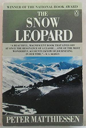 Image result for peter matthiessen the snow leopard
