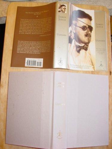ulysses modern library 100 best novels by joyce james
