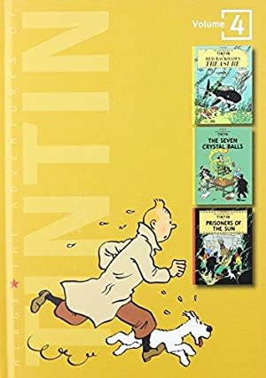 The Adventures of Tintin, Vol. 4: Red: Hergé