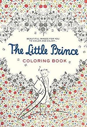 The Little Prince Coloring Book: Beautiful images: Saint-Exupéry, Antoine de