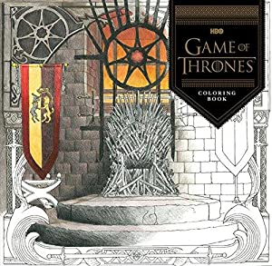 HBO's Game of Thrones Coloring Book: HBO