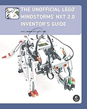 The Unofficial LEGO MINDSTORMS NXT 2.0 Inventor's: Perdue, David J.;