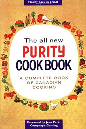 The All New Purity Cook Book (Classic