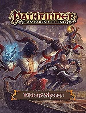 Pathfinder Campaign Setting: Distant Shores (PFRPG): Staff, Paizo