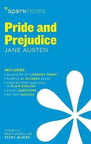 Pride and Prejudice SparkNotes Literature Guide (SparkNotes: SparkNotes; Austen, Jane