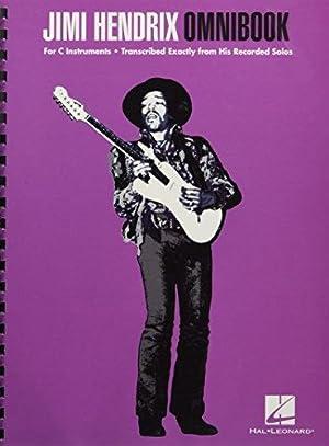 Jimi Hendrix Omnibook: for C Instruments: Hendrix, Jimi