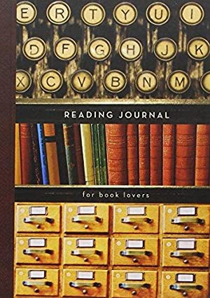 Reading Journal: For Book Lovers: Gift, Potter