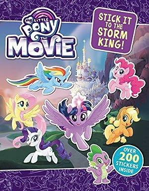 My Little Pony: The Movie: Stick It: Lee, Justus