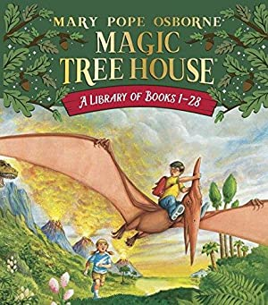 Magic Tree House Boxed Set, Books 1-28: Osborne, Mary Pope
