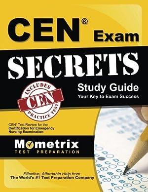 CEN Exam Secrets Study Guide: CEN Test: Team, CEN Exam