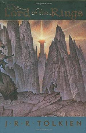 The Lord of the Rings- 3 volumes: Tolkien, J.R.R.