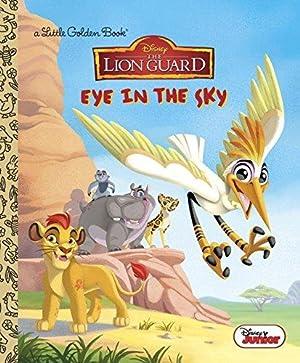 Eye in the Sky (Disney Junior: The: Jordan, Apple