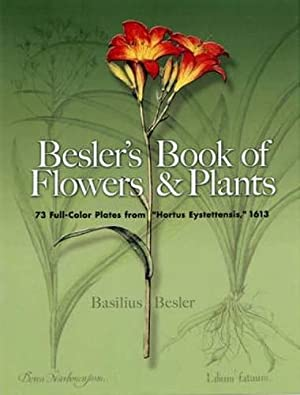 Besler's Book of Flowers and Plants: 73: Besler, Basilius