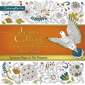 Jesus Calling Adult Coloring Book: Creative Coloring: Young, Sarah