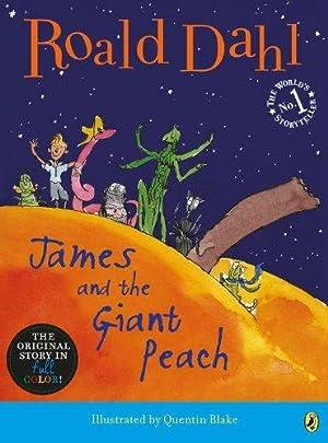 James and the Giant Peach: Dahl, Roald