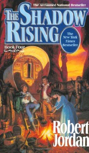 The Shadow Rising (The Wheel of Time,: Jordan, Robert