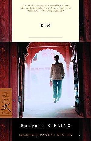 Kim (Modern Library 100 Best Novels): Kipling, Rudyard