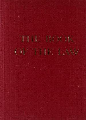 Book of the Law: Crowley, Aleister