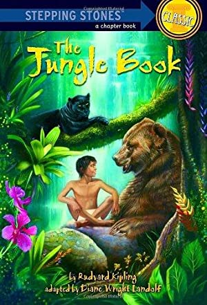 The Jungle Book (A Stepping Stone Book(TM)): Landolf, Diane Wright