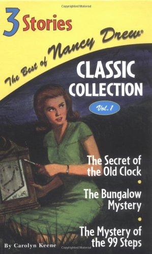 The Best of Nancy Drew Classic Collection,: Keene, Carolyn