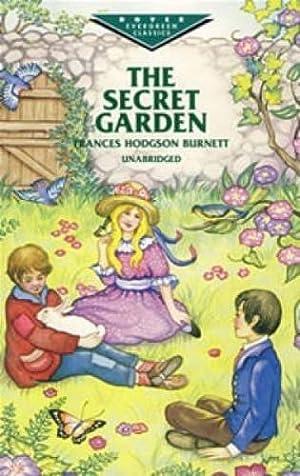 The Secret Garden (Dover Children's Evergreen Classics): Burnett, Frances Hodgson