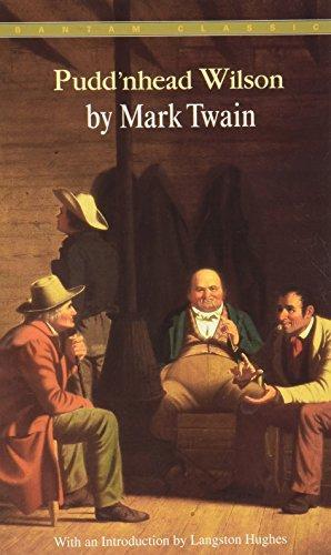 Pudd'nhead Wilson (Bantam Classics): Twain, Mark