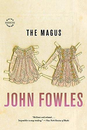 The Magus: Fowles, John
