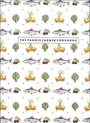 The Fannie Farmer Cookbook: Anniversary: Cunningham, Marion; Fannie