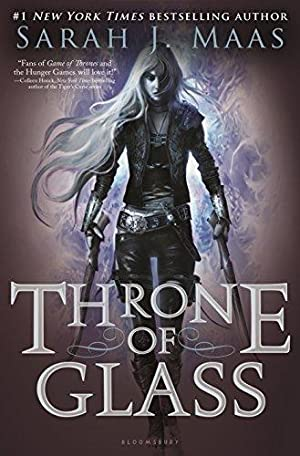 Throne of Glass: Maas, Sarah J.