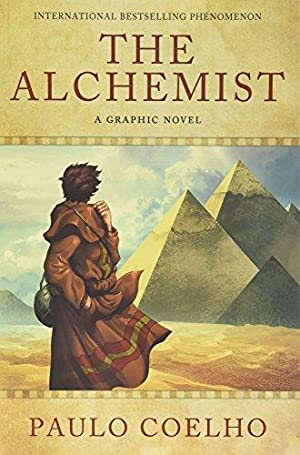 alchemist by paulo coelho abebooks the alchemist a graphic novel an illustrated coelho paulo
