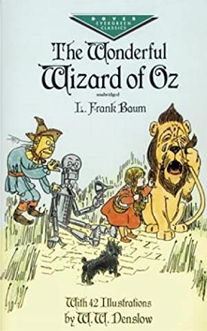 The Wonderful Wizard of Oz (Dover Children's: Baum, L. Frank