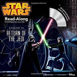 Star Wars: Return of the Jedi Read-Along: Disney Book Group