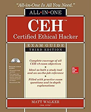 9781259836558 ceh certified ethical hacker all in one exam guide seller image fandeluxe Choice Image