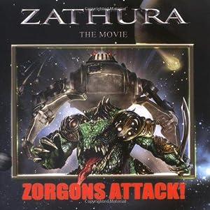 Zathura The Movie: Zorgons Attack!: Houghton Mifflin Co.,